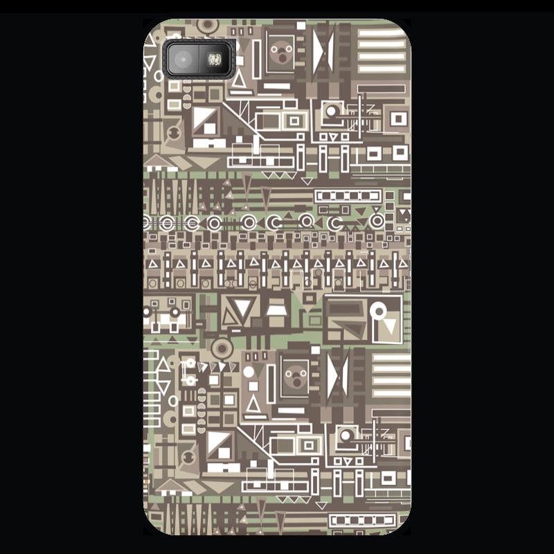 Чехол для Blackberry Z10 Printio Fg345gh чехол для blackberry z10 printio сад земных наслаждений
