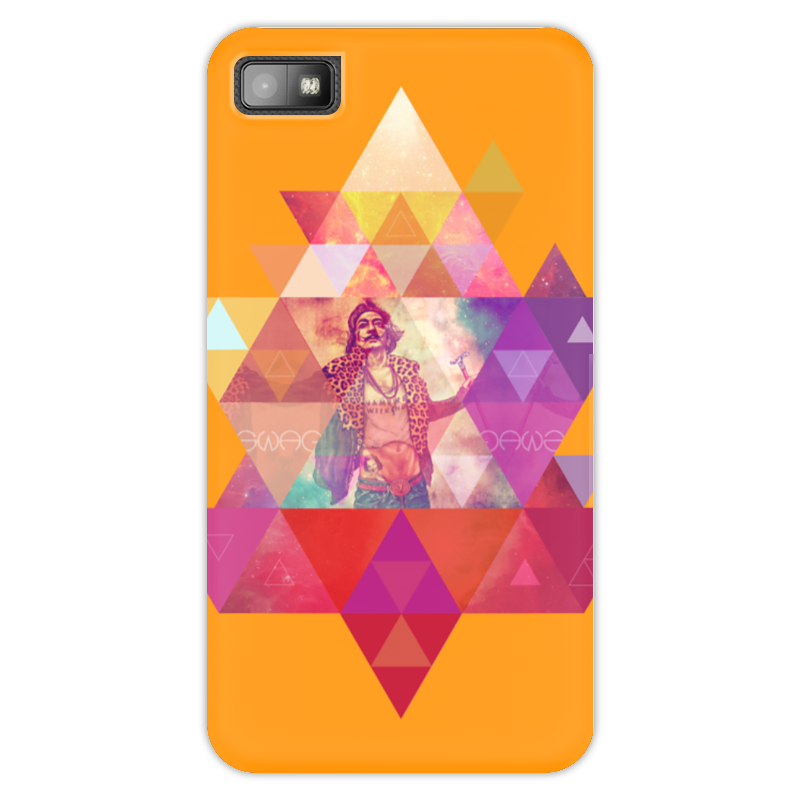 Чехол для Blackberry Z10 Printio hipsta swag collection: salvador dali