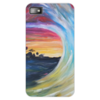 "Чехол для Blackberry Z10 ""Волна"" - море, ocean, sunset, берег, surfing, wave, серф"