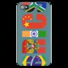 "Чехол для Blackberry Z10 ""BRICS - БРИКС"" - россия, китай, индия, бразилия, юар"