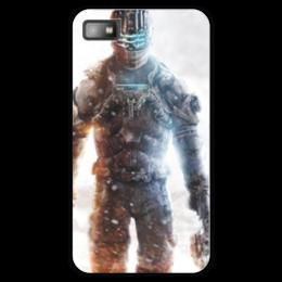 """Чехол для Blackberry Z10 """"Dead Space 3"""" - dead space 3, игра dead space 3"""