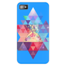 "Чехол для Blackberry Z10 """"HIPSTA SWAG"" collection: Marlene Dietrich"" - swag, свэг, марлен дитрих, marlene dietrich"