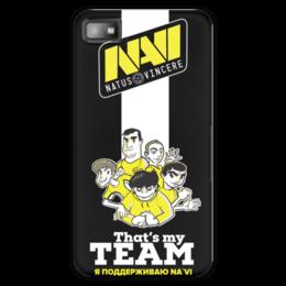 "Чехол для Blackberry Z10 ""NA'VI"" - game, cs, кс, cs go"