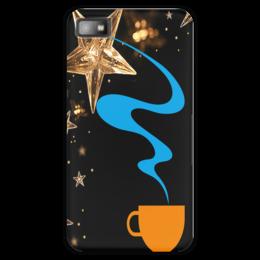 """Чехол для Blackberry Z10 """"Утренний бодрящий напиток"""" - стиль, утро, кофе"""