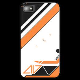 "Чехол для Blackberry Z10 ""Asimov"" - counter strike, steam, cs go, asimov"