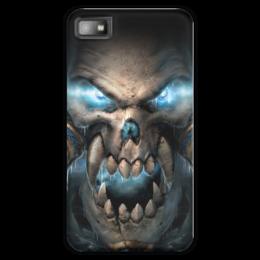 "Чехол для Blackberry Z10 ""WarCraft Collection"" - wow, warcraft, world of warcraft, варкрафт, нежить"