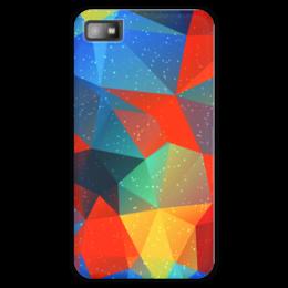 """Чехол для Blackberry Z10 """"Абстракция"""" - узор, стиль, рисунок, абстракция, абстрактный"""