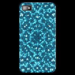 "Чехол для Blackberry Z10 ""Fleeting"" - арт, узор, абстракция, фигуры, текстура"