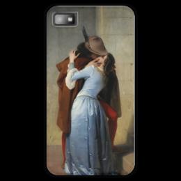 """Чехол для Blackberry Z10 """"Поцелуй (Франческо Айец)"""" - картина, поцелуй, айец"""