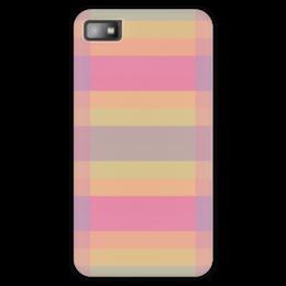 "Чехол для Blackberry Z10 ""Tf3olo"" - арт, узор, абстракция, текстура, ambient"