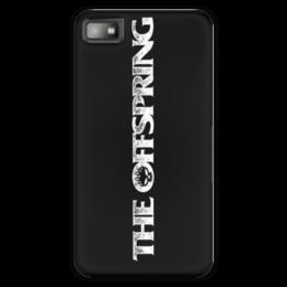 """Чехол для Blackberry Z10 """"The Offspring"""" - музыка, blackberry, offspring"""