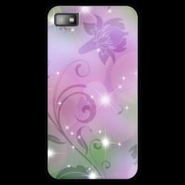 """Чехол для Blackberry Z10 """"Лилия"""" - цветок, лилия"""