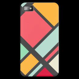 "Чехол для Blackberry Z10 ""Модерн"" - узор, стиль, орнамент, абстракция, модерн"