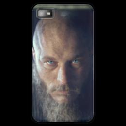 """Чехол для Blackberry Z10 """"Рагнар"""" - история, викинги, путь воина, рагнар, сериал викинги"""