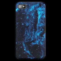"Чехол для Blackberry Z10 ""The Space"" - космос, наука, прогресс, денис гесс, the spaceway"