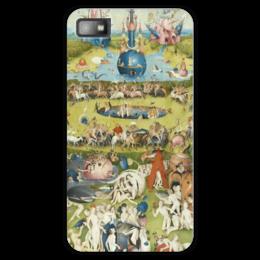 "Чехол для Blackberry Z10 ""Сад земных наслаждений"" - картина, сад, искусство, босх"