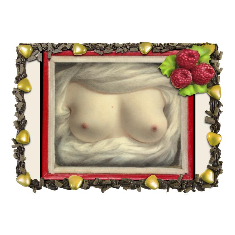Торт Printio Выявленная красота (картина сары гудрич)