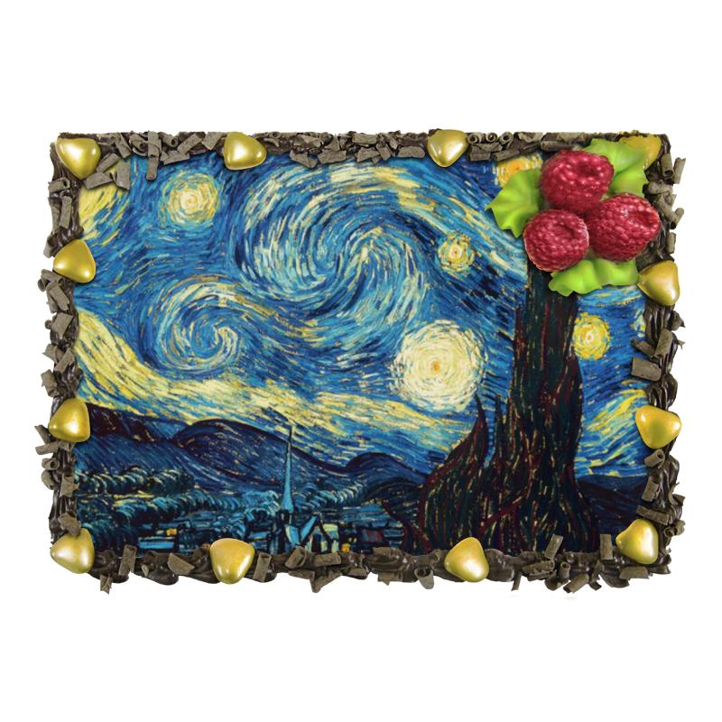 Торт Printio Звездная ночь