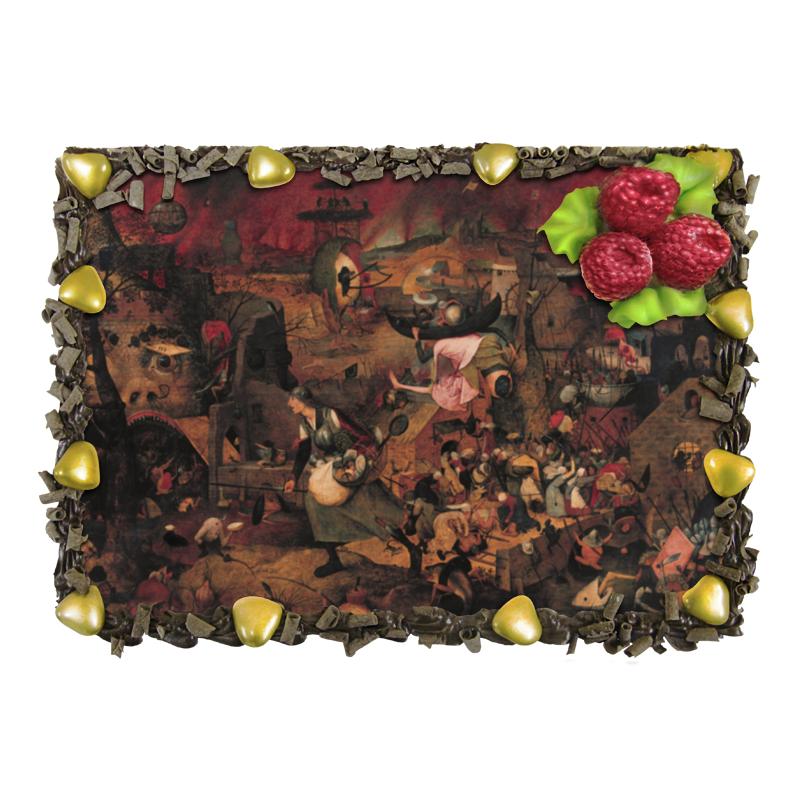 Торт Printio Безумная грета (питер брейгель (старший)) торт printio триумф смерти питер брейгель старший
