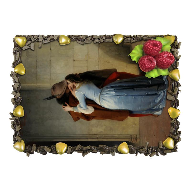 Торт Printio Поцелуй (картина айеца) торт printio набережная в крыму константин коровин