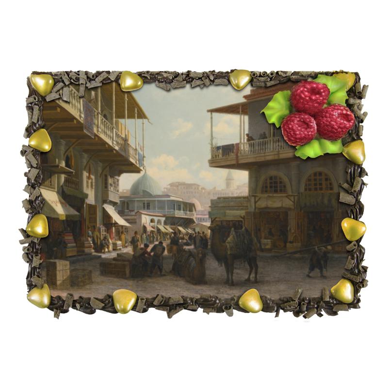 Торт Printio Вид тифлиса (пётр верещагин)