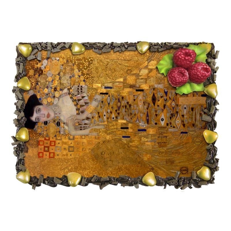 Торт Printio Портрет адели блох-бауэр i (густав климт) отсутствует автомир 35 2017