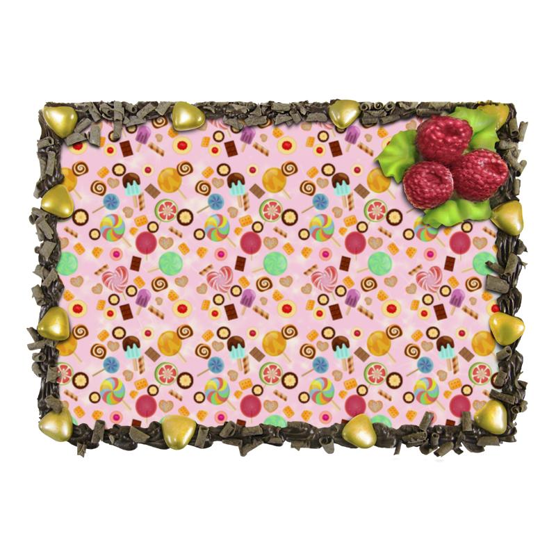 Торт Printio Candy boom отсутствует автомир 35 2017