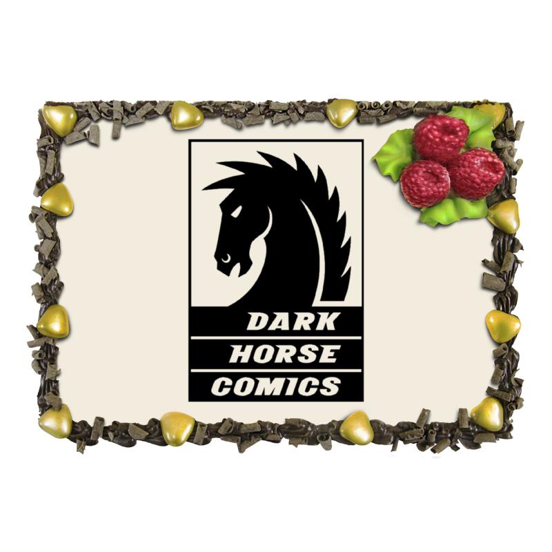 Торт Printio Dark horse comics часы круглые из пластика printio dark horse comics