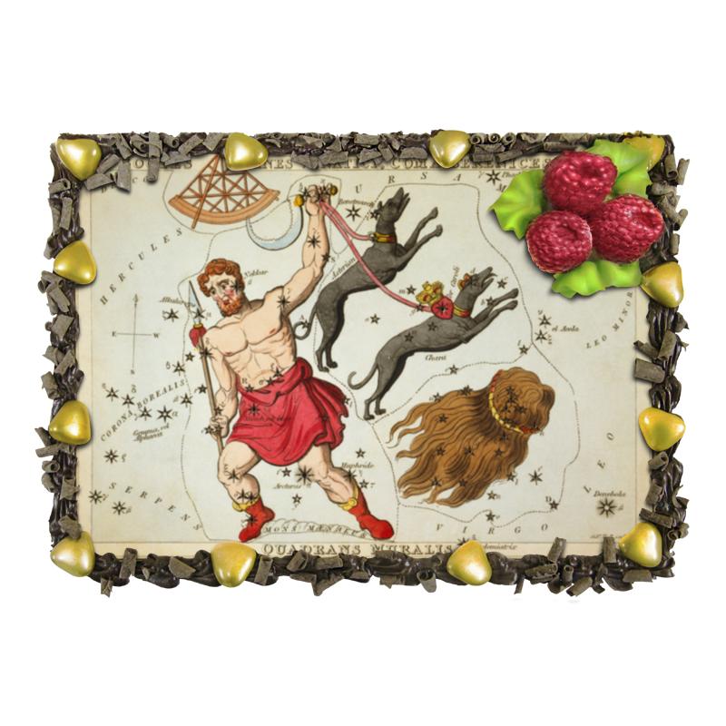 Торт Printio Созвездие гончие псы (зеркало урании) отсутствует автомир 35 2017