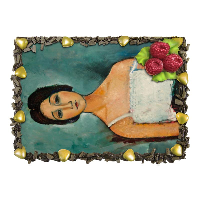 Торт Printio Кристина (картина модильяни) кристина ульсон стеклянный дом