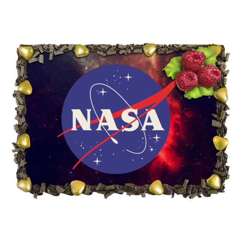 Торт Printio Nasa | наса отсутствует автомир 35 2017