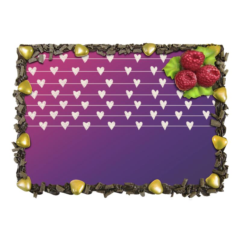 Торт Printio Related hearts отсутствует автомир 35 2017