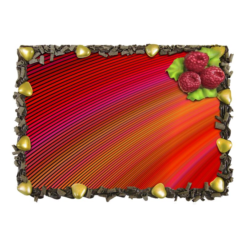 Торт Printio Радуга торт printio набережная в крыму константин коровин
