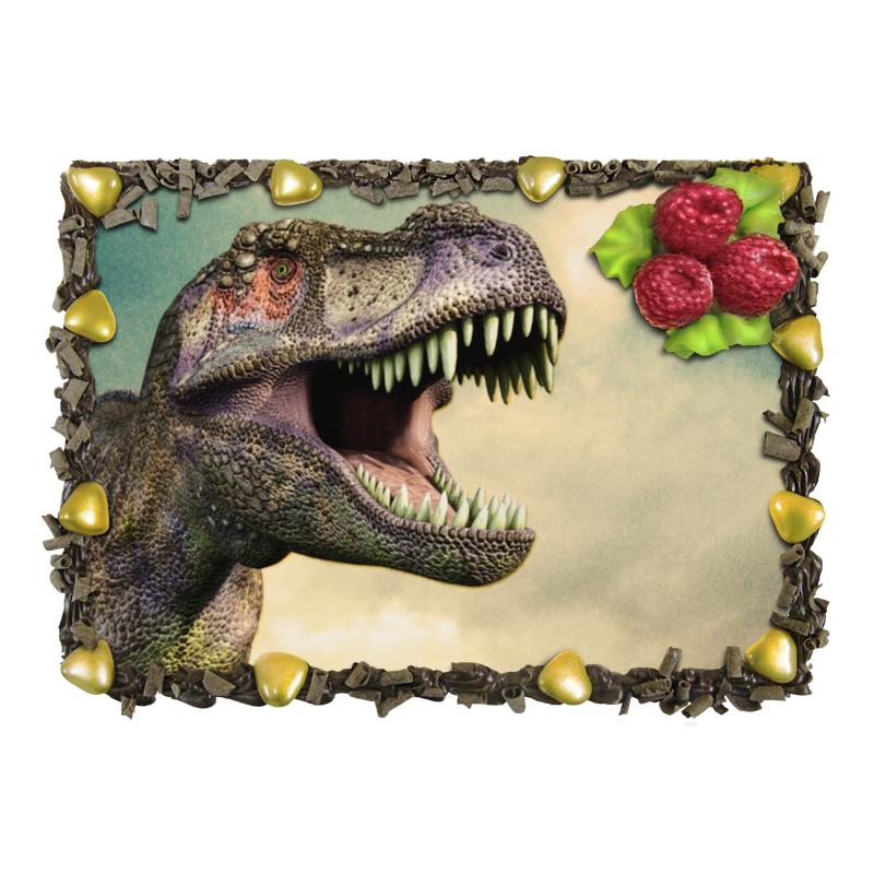 Торт Printio Динозавр отсутствует автомир 35 2017