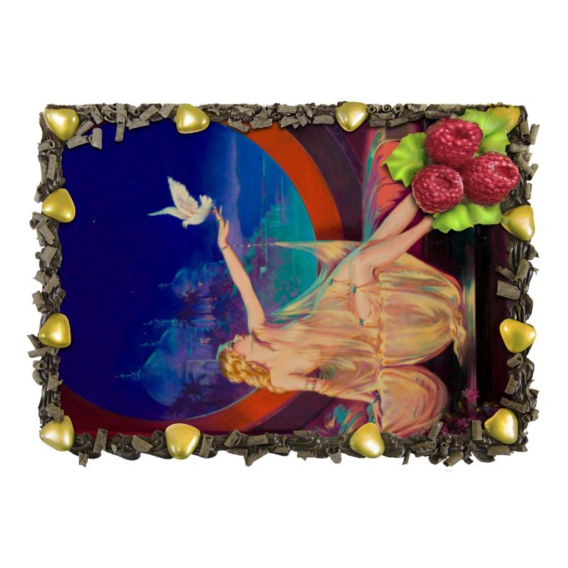 Торт Printio Султана (генри клайв) украшения сороковых годов в стиле ар деко