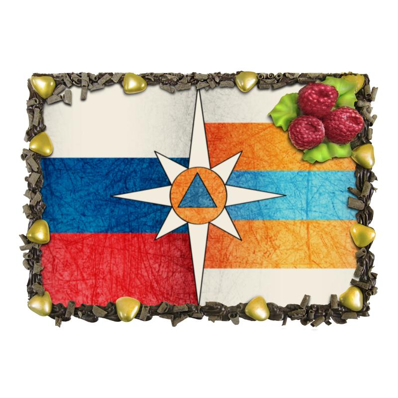 Торт Printio Мчс россии торт медовик 630г