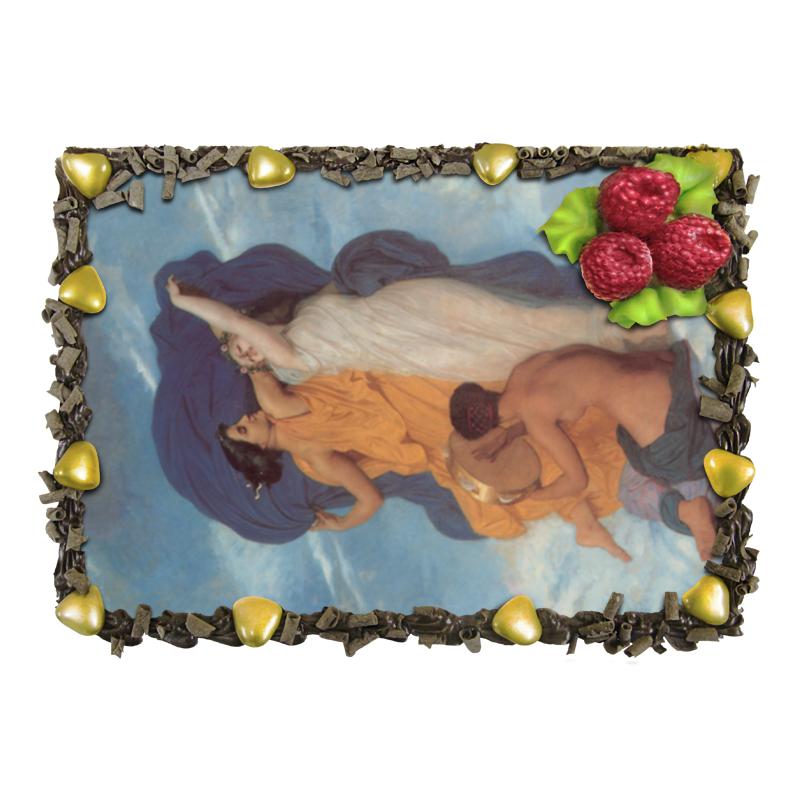 Торт Printio Танец (картина бугро) торт printio набережная в крыму константин коровин