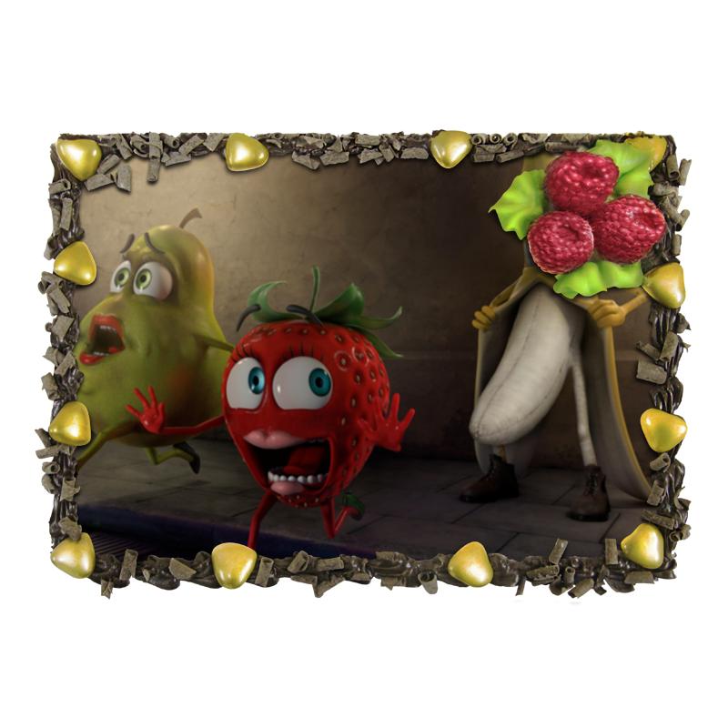 Торт Printio Чудо-фрукты отсутствует чудо книга ясные и теплые