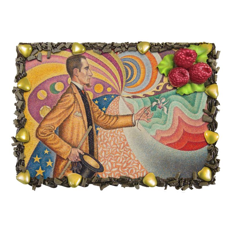 Торт Printio Портрет феликса фенеона торт printio забава злого духа поль гоген
