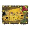 """Торт """"Поцелуй (картина Климта)"""" - картина, климт"""