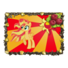 "Торт ""Sunset Shimmer Color Line"" - sun, cutiemark, sunset shimmer"