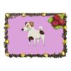 """Торт """"ДЖЕК РАССЕЛ.СОБАКА"""" - майкл джексон, щенок, собака, животное, рассел"""