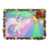 "Торт ""Princess Celestia Color Line"" - magic, celestia, friendship, princess"