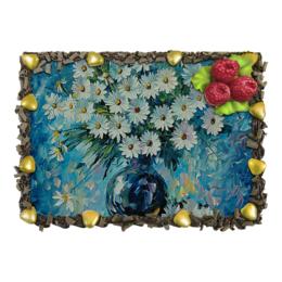 """Торт """"Ромашки"""" - цветы, день рождения, ромашки, букет"""