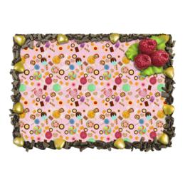 """Торт """"candy boom"""" - конфеты, сладкое, вкусно, посыпка"""