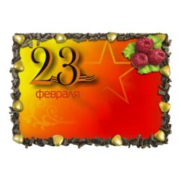 """Торт """"23 февраля"""" - день защитника отечества, 23 февраля"""