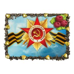"""Торт """"Без названия"""" - ссср, россия, день победы, 9мая"""