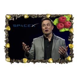 """Торт """"Илон Маск"""" - звезды, космос, вселенная, еда космос"""