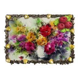 """Торт """"Натюрморт"""" - цветы, 8 марта, натюрморт"""