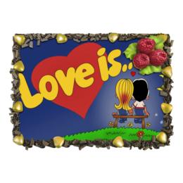 """Торт """"Любовь"""" - любовь, еда и напитки, love is, романтика"""